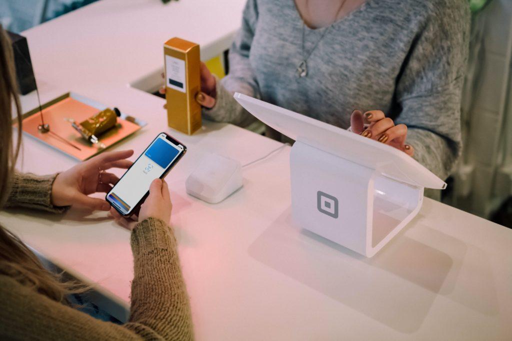 Paiement mobile en PDV