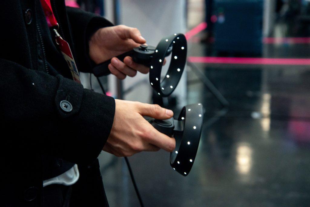 Virtual reality and retail